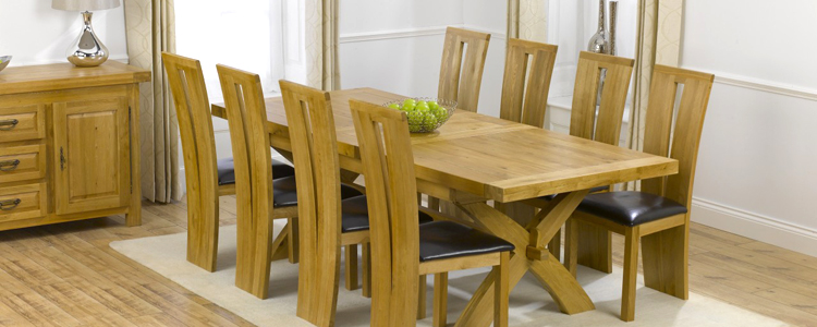 8 Seater Dining Tables