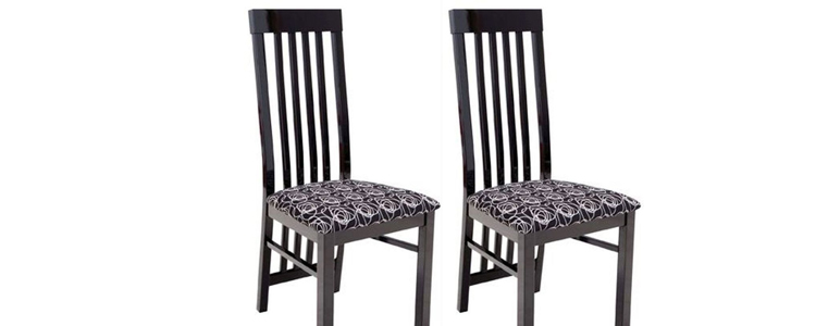 High Gloss Dining Chairs