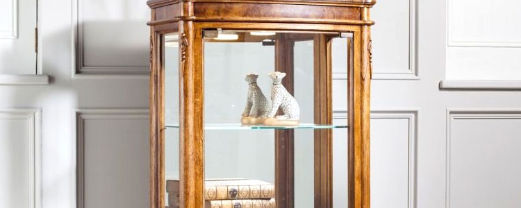 French Display Cabinets