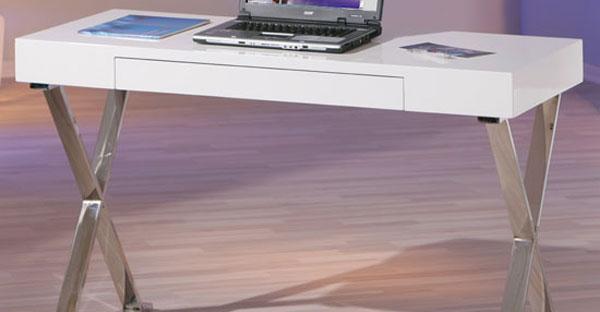 High Gloss Desk