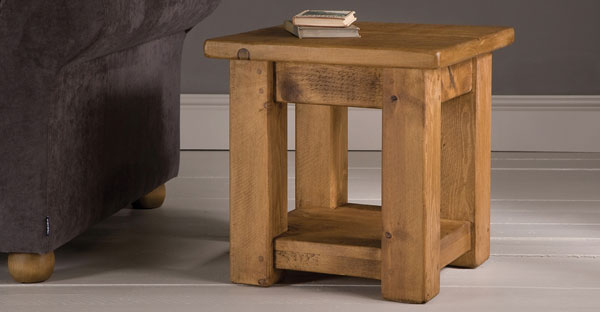Pine End Tables