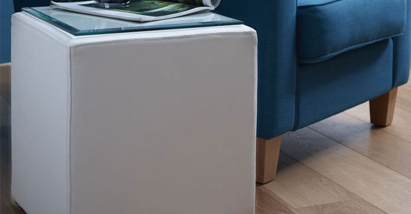 White End Tables