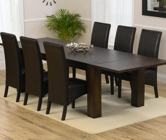 Beautiful Rectangular Dining Table