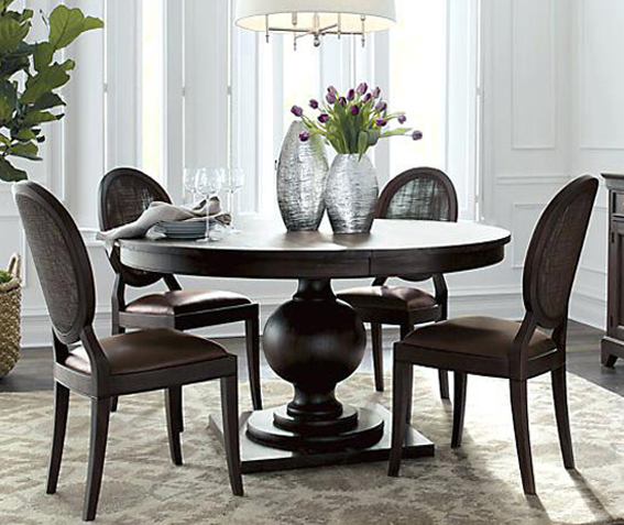 Beautiful Round Dining Table