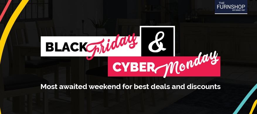 Black Friday & Cyber Monday- Most awaited weekend for best Deals and Discounts