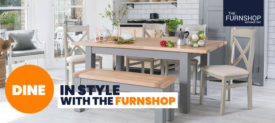 Dine in Style with The Furnshop
