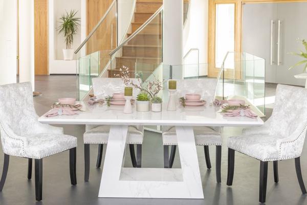 Elegant Marble Table