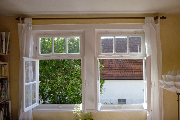 Open Windows To Improve Air Quality
