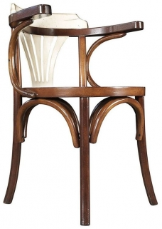 Honey Navy Chair