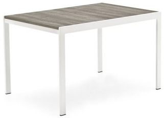 Connubia Aladino Rectangular Extending Dining Table - 110cm-150cm