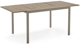 Connubia Aladino Rectangular Extending Dining Table - 120cm-180cm