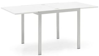 Connubia Aladino Rectangular Extending Dining Table - 80cm-160cm