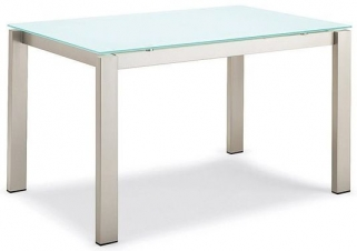Connubia Baron Rectangular Drop Leaf Extending Dining Table - 130cm-190cm MV 130