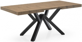 Connubia Mikado Rectangular Extending Dining Table - 130cm-180cm