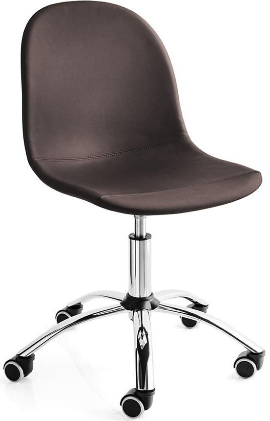 Connubia Academy Metal and Leather Office Chair CB1911-LHS