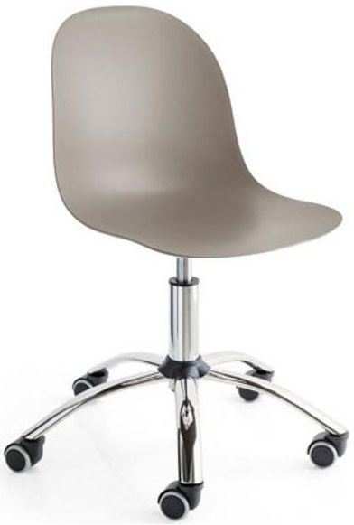 Connubia Academy Metal and Plastic Office Chair CB1911