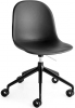 Connubia Academy Metal and Leather Office Chair CB1695-V
