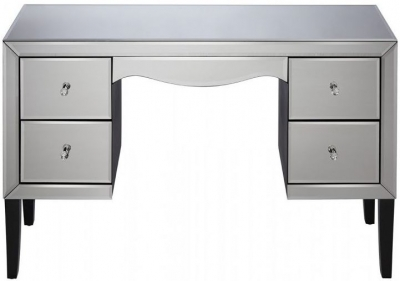 Lola Mirrored Dressing Table