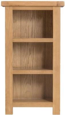 Tucson Oak Small Bookcase