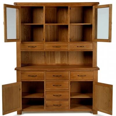 Arles Oak Large Dresser