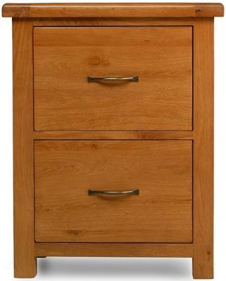 Arles Oak Filing Cabinet