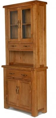 Arles Oak Small Petite Dresser