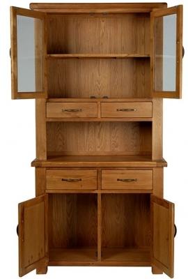 Arles Oak Small Dresser