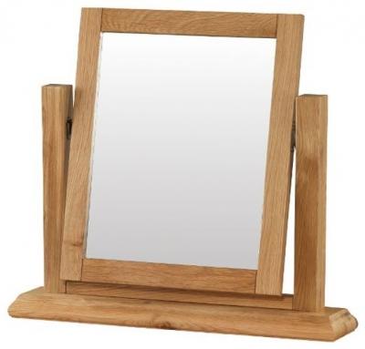 Bayford Oak Dressing Mirror