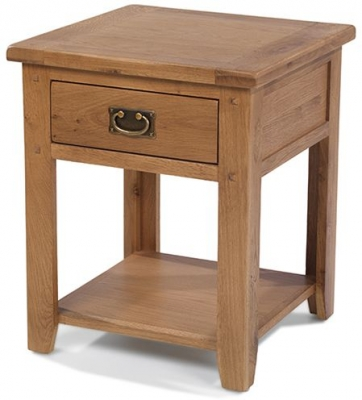 Cherington Oak Bedside Table