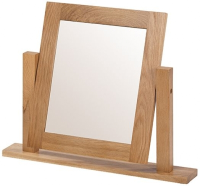 Cherington Oak Dressing Table Mirror