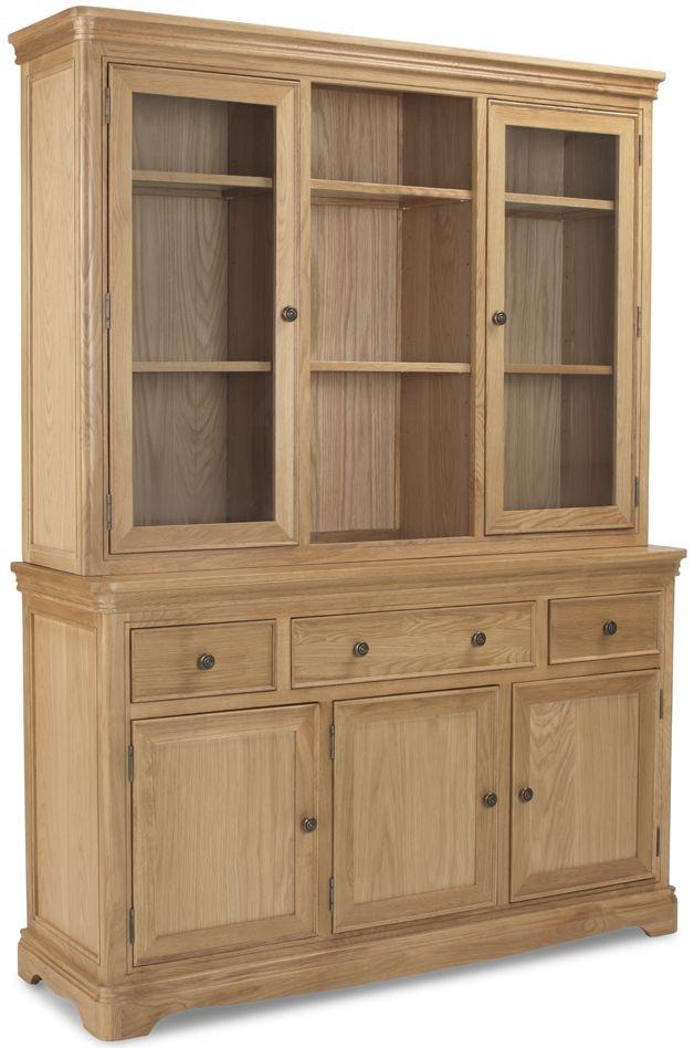 Georgina Natural Oak Large Dresser