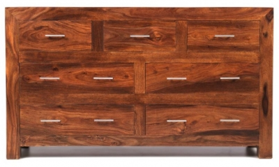 Kuba Sheesham 4+3 Drawer Chest