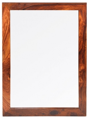 Kuba Sheesham Rectangular Mirror - 75cm x 105cm