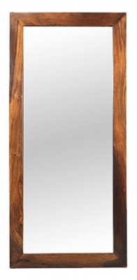 Kuba Sheesham Rectangular Tall Mirror - 60cm x 130cm