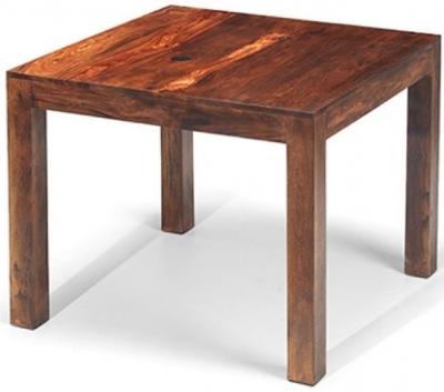 Kuba Sheesham Square Dining Table