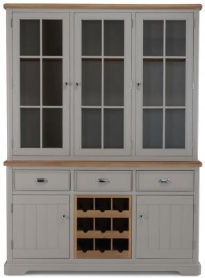 Sorrento Grey Painted Dresser