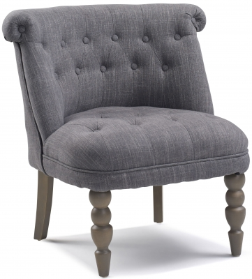 Cary Grey Fabric Chair