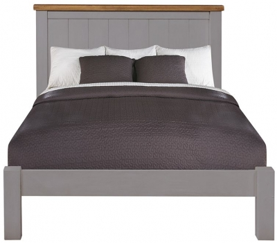 Regatta Grey Painted Bed