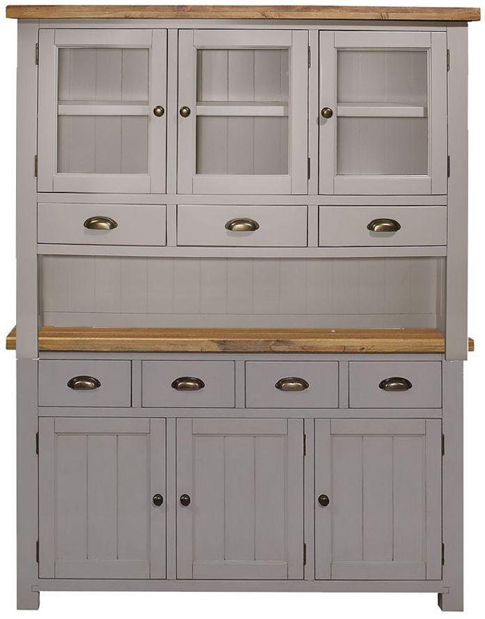 Regatta Grey Painted Large Dresser