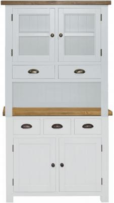 Regatta White Painted Dresser