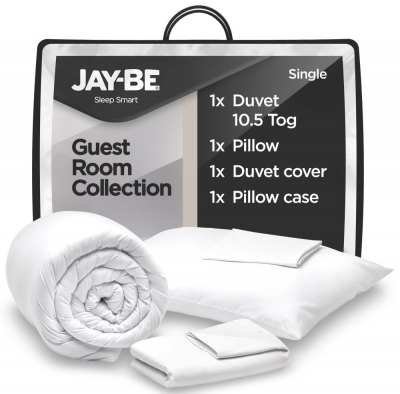 Jay-Be Guest Room Single Folding Bedding Set
