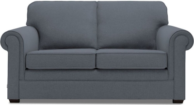 Jay-Be Classic Pocket Sprung 2 Seater Fabric Sofa Bed - Denim