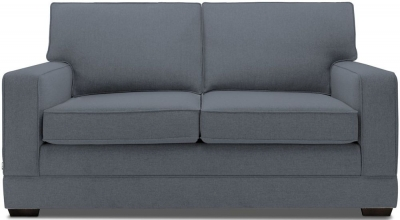 Jay-Be Modern Pocket Sprung 2 Seater Fabric Sofa Bed - Denim