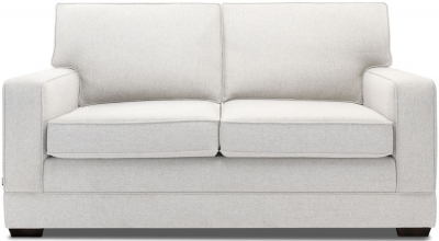 Jay-Be Modern Pocket Sprung 2 Seater Fabric Sofa Bed - Stone