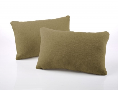 Jay-Be Rectangular Scatter Cushion (Pair) - Olive