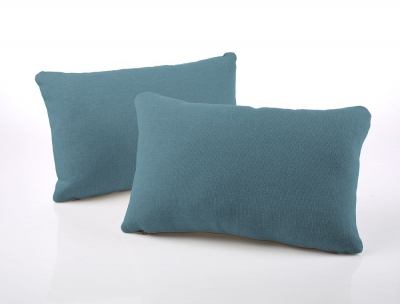 Jay-Be Rectangular Scatter Cushion (Pair) - Teal