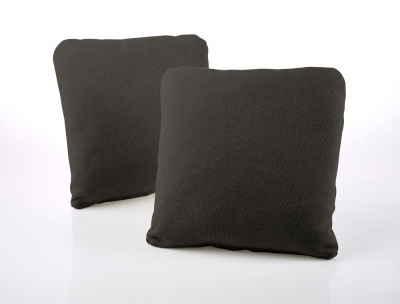 Jay-Be Square Scatter Cushion (Pair) - Mocha