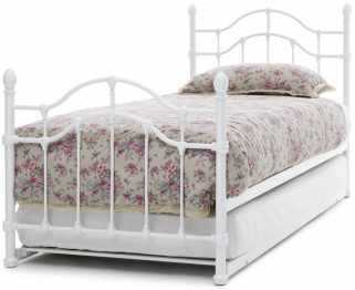 Anna White Metal Guest Bed