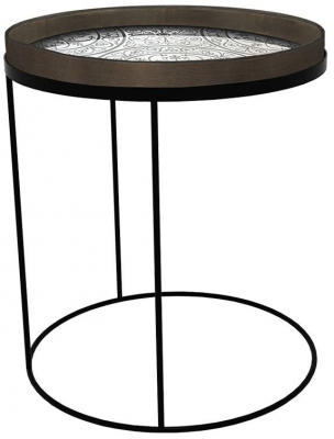 Round Large Tray Table
