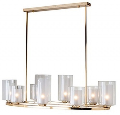 Baele 8 Candle Holder Hanging Lamp